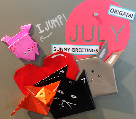 New! Origami for Kids