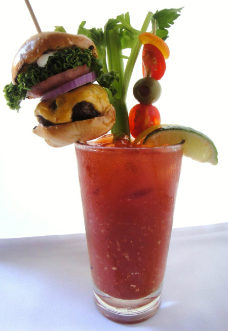 Saturday and Sunday Brunch and Bloody Mary Bar