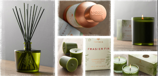 Frasier Fir by THYMES at Park Apothecary at Park Apothecary