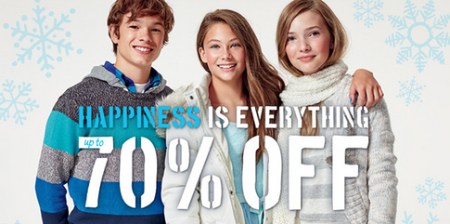 P.S. from Aeropostale