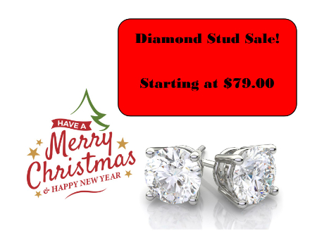 4d067155ffd Oviedo Mall     Diamond Stud Sale!     Precious Fine Jewelers