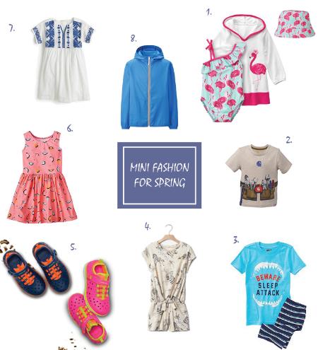 Spring 2016 Children's Shopping Guide