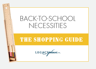 Back-To-School Shopping Guide
