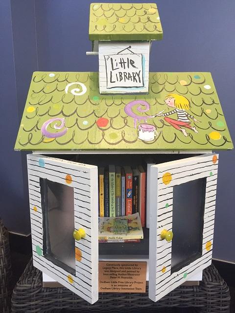 Dedham Little Free Library