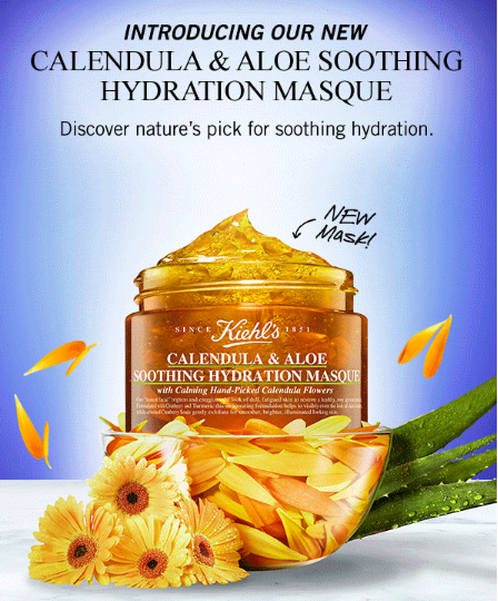 Discover Our Newest Mask at Kiehl's