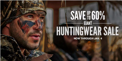 Up to 60% Off Giant Huntingwear Sale