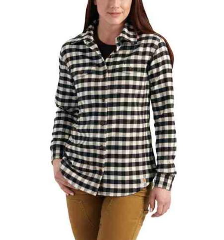 Hamilton Flannel Shirt