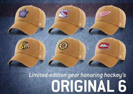 418d8602b94c5 Cascade Station     Hats Built to Honor Hockey s Original 6     Carhartt