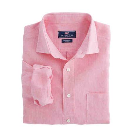 Wintucket Linen Shirt