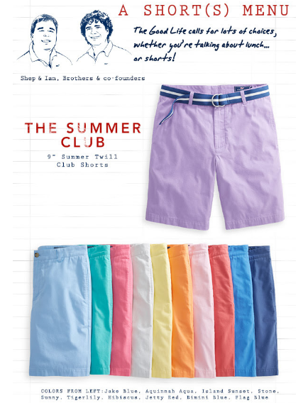 Check Out Our Men's Shorts
