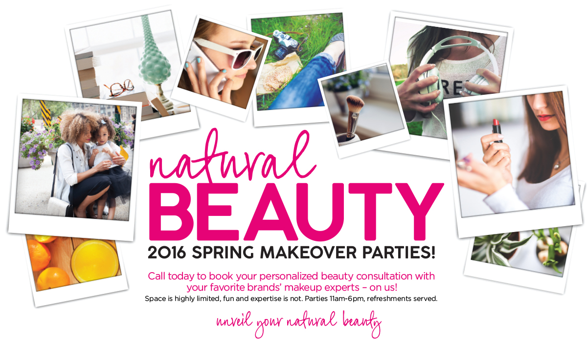 Makeover Party: Lune+Aster