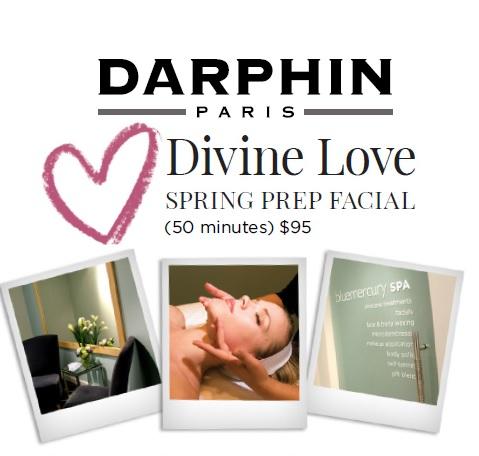 Darphin: Spring Prep Facial