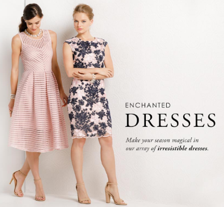 Enchanted Dresses