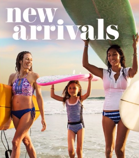 New Arrivals to Get Excited About