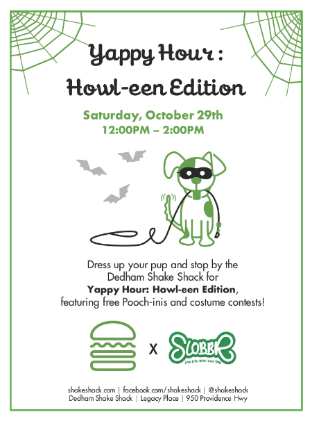 Yappy Hour: Howl-Ween Edition