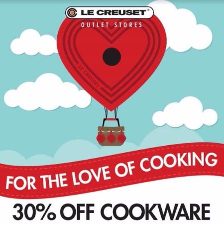 30% Off Cookware