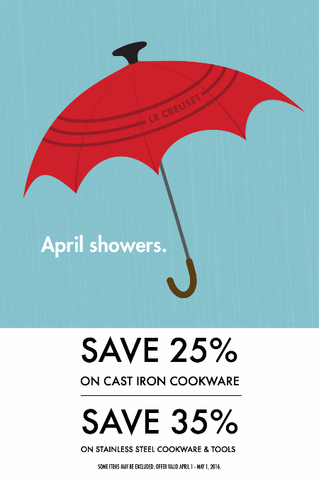 25% Off Cast Iron Cookware & More!