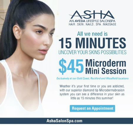 $45 Microderm Mini Session!