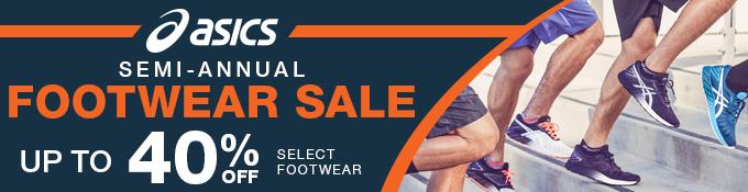Semi Annual Footwear Sale