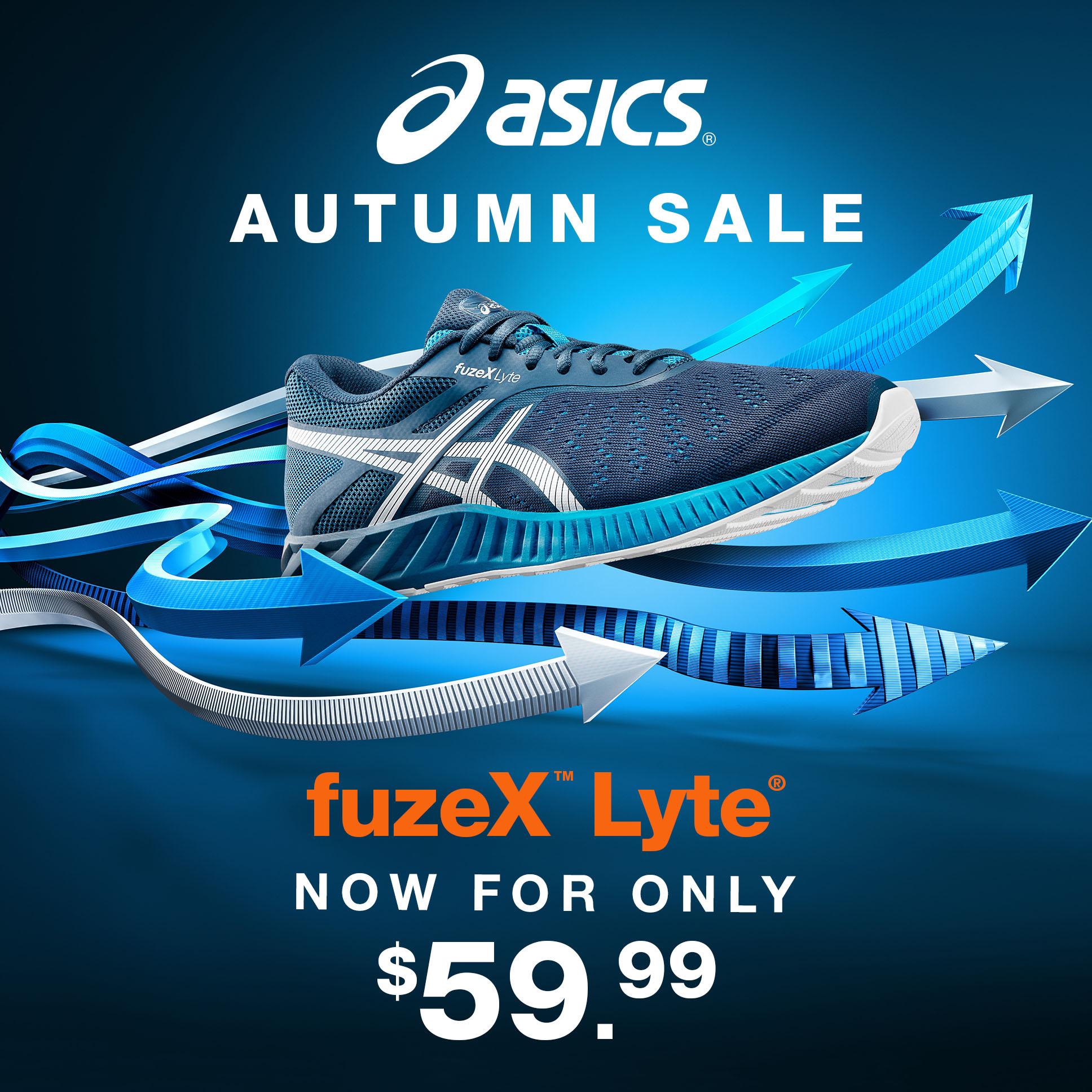 ASICS® Autumn Sale