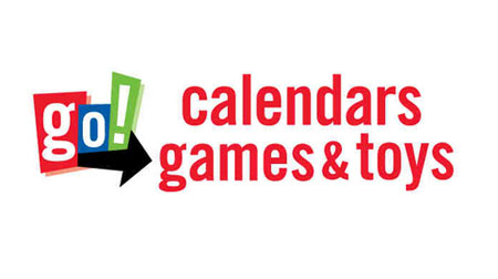 Go! Calendars, Games & Toys - Now Open