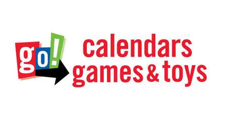 Go! Calendars, Games & Toys