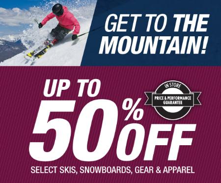 Sun and Ski Sports