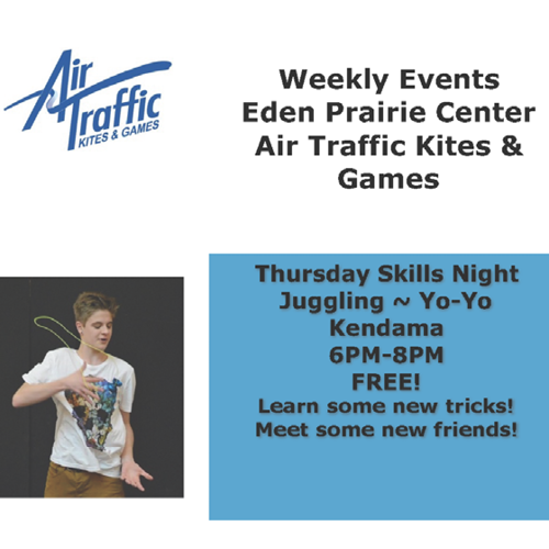 Thursday Skills Night