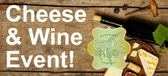 Cheese & Wine Event