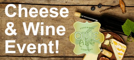 Cheese & Wine Event
