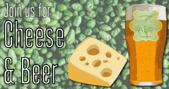 Cheese & Beer Event