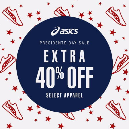 Extra 40% Off Select Apparel