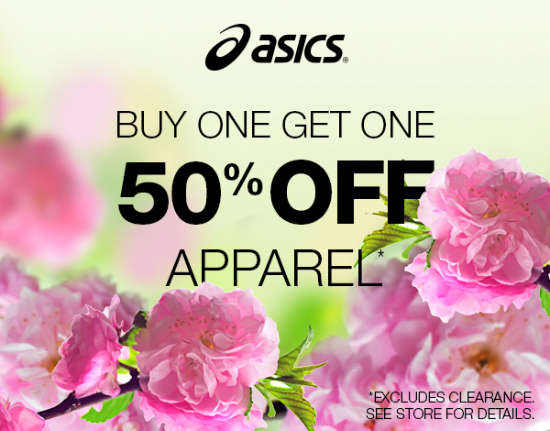 Moms Rule. And so do these ASICS deals.