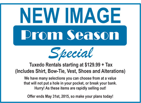 Prom Season Special! at New Image