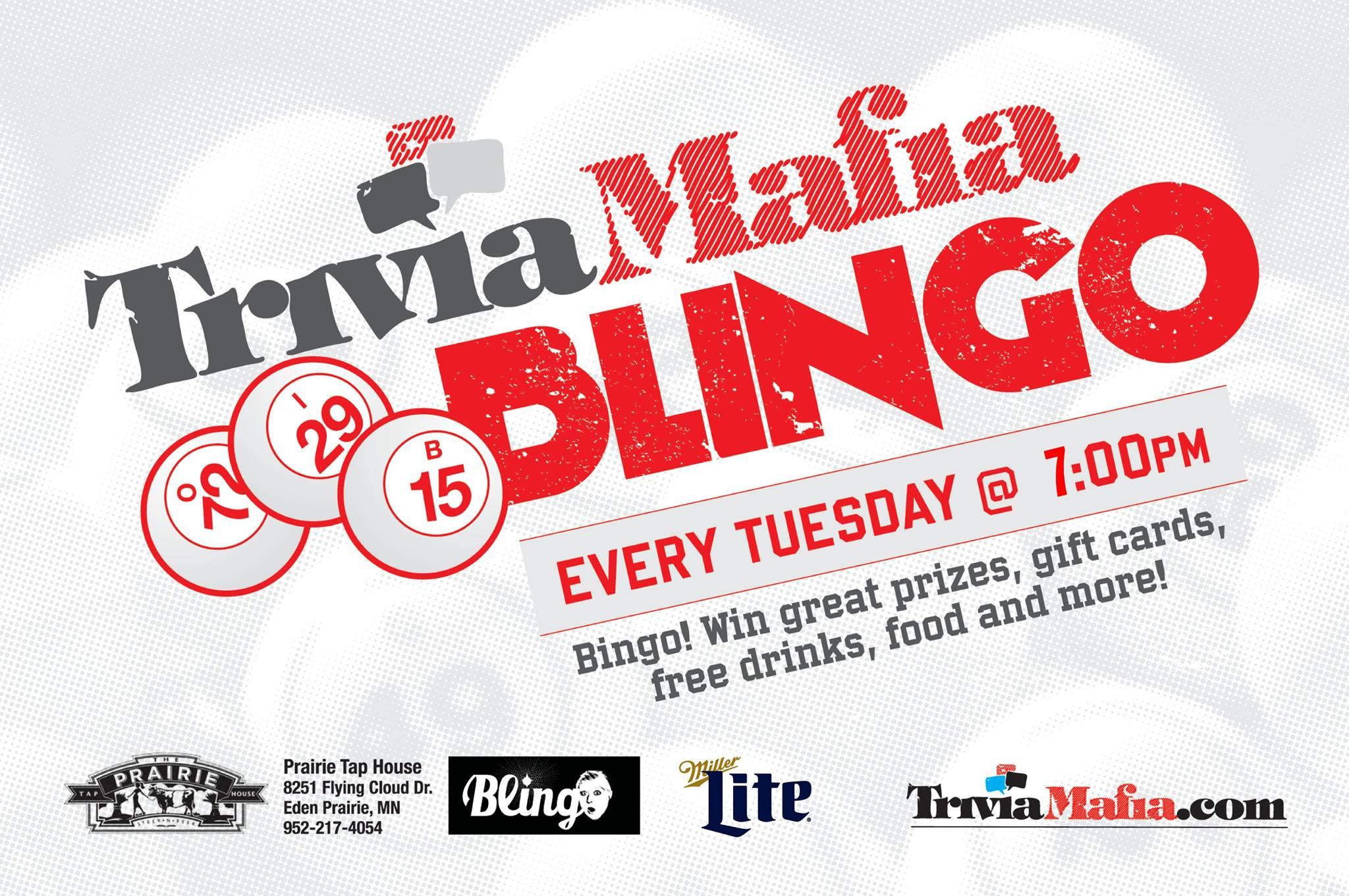 Blingo Tuesdays