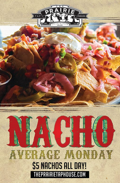 Nacho Average Monday