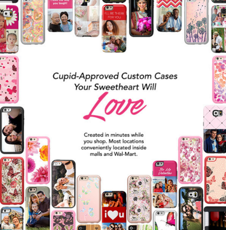 Love Our Cupid-Approved Custom Cases