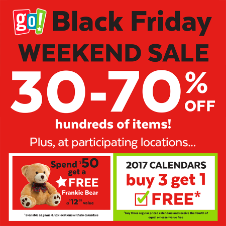 BLACK FRIDAY - EXTENDED!