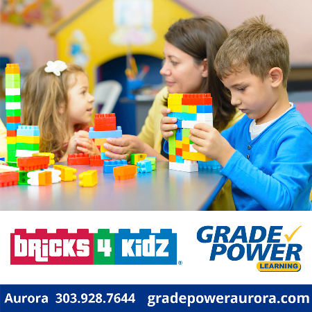 Bricks 4 Kidz Camp at GradePower