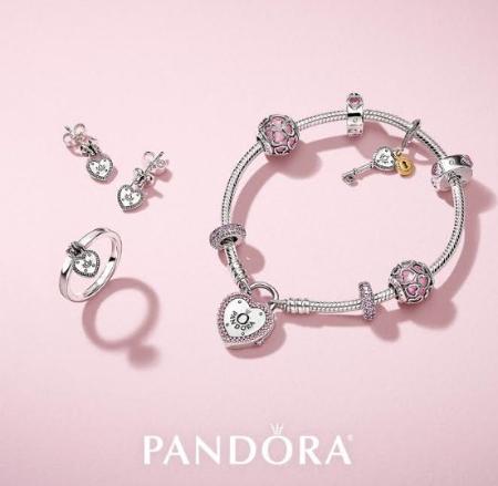 pandora new valentines day collection - Pandora Valentines