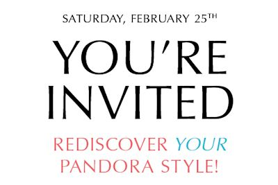 Rediscover your Pandora style!