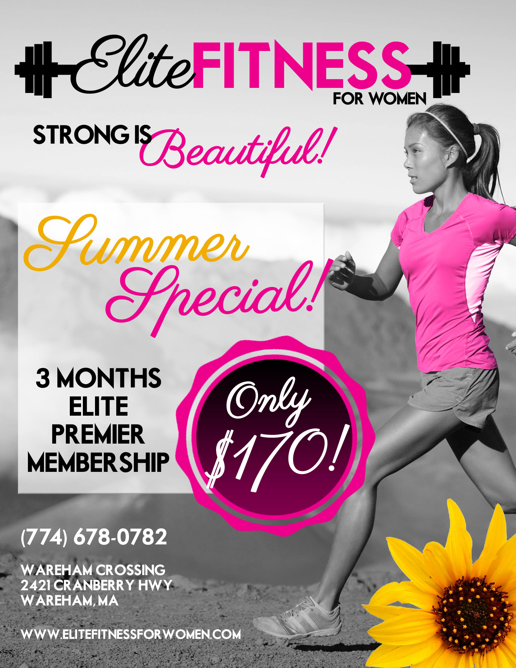 Summer Special at Elite Fitness