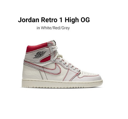 035da080b Garden City Shopping Centre     New Arrivals  The Jordan Retro 1 ...