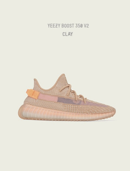 8350df26e706f5 More deals from Foot Locker. New In  The Adidas Originals Yeezy 350 V2 Clay