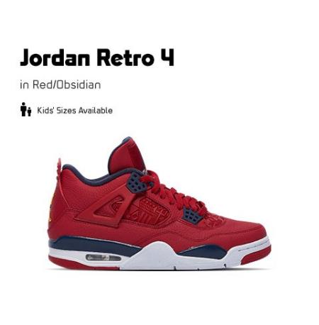 low priced 1d337 ca1c7 Shoppers World Brampton ::: New Arrivals: The Jordan Retro 4 ...