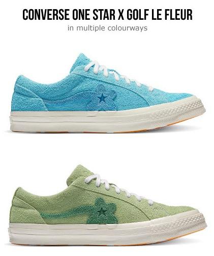 converse one star foot locker