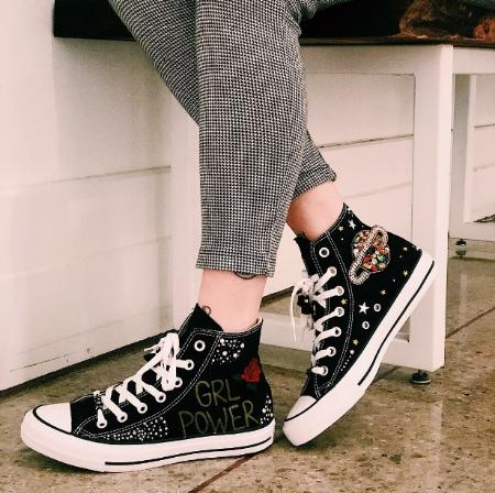 077391b1e2ff23 Georgian Mall Converse Chuck Taylor All Star Hi Sneaker Journeys