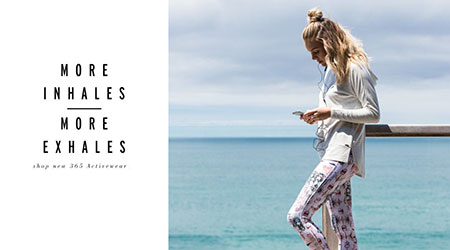 O'Neill | New 365 Activewear Has Arrived!