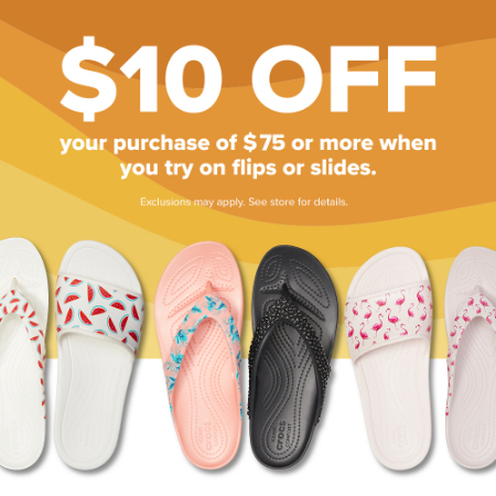 Citadel Outlets ::: TRY ON OUR FLIPS AND SLIDES AND SAVE $10 ... on