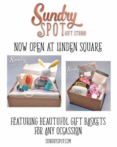 POP-UP GIFT STORE NOW OPEN Visit Sundry Spot Today!